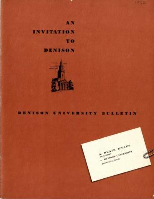 1952 Viewbook