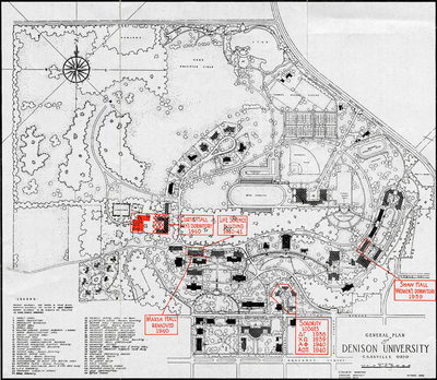 Life Science Building Map