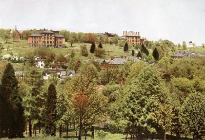 Campus View - 1914